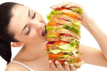 Napadowe objadanie się